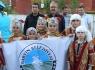 Çocuk Halk Dansları Topluluğu Makedonya'da