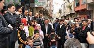 Dibektaş Köyü Derneği törenle açıldı
