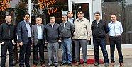 Dikyurt TUSKON Başkanlar Kurulu Toplantısı'na katıldı
