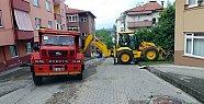 Doğalgaz Çalışmaları Kemerköprü ve Karaköy'de