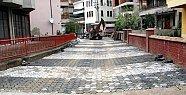 Ekipler Hacı Balık Sokak'ta