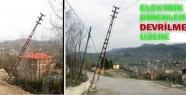 Elektrik Direkleri Tehlike Saçıyor