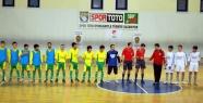 Futsal B Grubu'nda Kemerspor