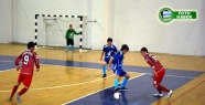 Futsal Liginde heyecan devam ediyor