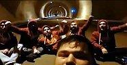 Galatasaray'a Amasra Tüneli'nde Beste