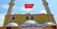 Gecen Köyü Camii Açıldı