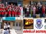 Halk Eğitim'den 10 000, ŞÜ Aydın Aydoğmuş Okulu'ndan 5 000 kapak