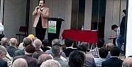 Hasankadı'da Kur'an ve Sünnet Ahlakı Konferansı