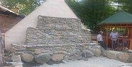 Hasankadı'ya Suni Şelale