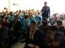 Haydi Gençler Polis Olalım projesi Ulus'ta