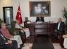 İl Demokrasi Hakem Kurulu'ndan Vali'ye ziyaret