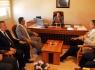İl Genel Meclisi'nden Hoş Geldin ziyaretleri