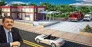 İnkumu'na Mini Belediye Hizmet Binası