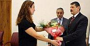 İstiklal İlkokulu ve Martı Sitesi'nden Başkan'a Ziyaret