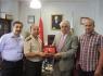 Jandarma Alay Komutanı Yıldırım, Ankara'ya atandı