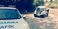 Jandarma'dan Sürücülere Bayram Şekeri