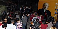 Kalay'a Aladağ'da Coşkulu Karşılama