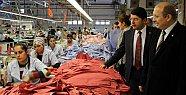 Kalay'dan Tekstil Fabrikalarına Ziyaret