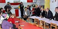 Kalay'dan TOKİ ve Fatih İlköğretim Okullarına Ziyaret