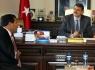 Karameşe'den Başkan'a ziyaret