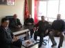 Karsavuran'dan, Yalçınkaya'ya iade-i ziyaret