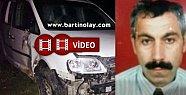 Kazada ağır yaralanan Yılmaz Hayata Tutunamadı