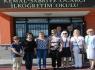 Kemal-Sabriye Ocakçı yabancı misafirlerini ağırladı