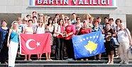 Kosovalı Kadınlardan Sibel Tursun'a Ziyaret