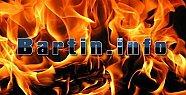 Kozcağız'da Yangın