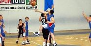 Küçükler Basketbol Maçları sona erdi