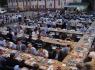 Kumluca Belediyesi iftarına yoğun ilgi