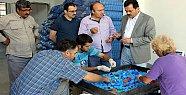 Mavi Kapaklar Elektrik Malzemesine Dönüşüyor