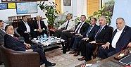 Meclis'ten Alay Komutanı'na Ziyaret