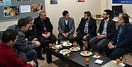Mekeç'ten Özgür-Der'e Ziyaret