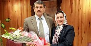 MHP'den Başkan'a ziyaret