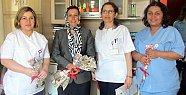 MHP'den Hemşireler Haftası Ziyareti