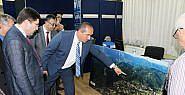 Tunç'tan Başkan Uzun'a Ziyaret