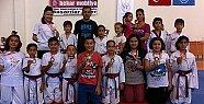 Minik Taekwondocular Karaman Yolcusu