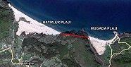 Mugada ve Hatipler Plajları Birbirine Bağlanıyor