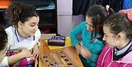 Öğrenciler Mangala İle Tanıştı