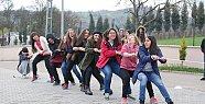 Öğrenciler Nevruz'u Kutladı
