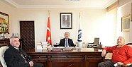 Orhan Kural Bartın Üniversitesi'nde