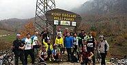 Pedaldaşlar'dan 90 Km'lik Küre Dağları Bisiklet Turu