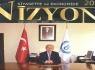 Rektör Kaplan Vizyon 2023 Dergisinin Sorularını Yanıtladı