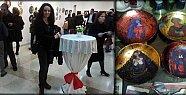 Ressam Dilek Özmen İstanbul'da
