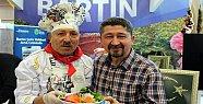Şükür'e Amasra Salatası