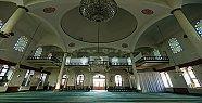 Şadırvan Camii Restore Ediliyor