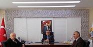 Sağlam'dan Başkan Uzun'a Veda