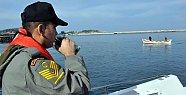 Sahil Güvenlik'ten Balıkçı Teknelerine