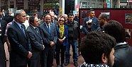 Şehit Polisin Fotoğrafları Sergileniyor
